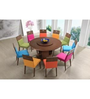 Cintiff Rubberwood Dining Chair