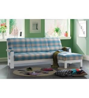 Dioniz L Shape Sofa with Coffee Table