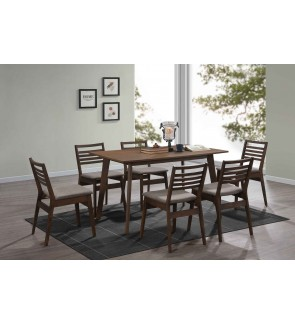 Dion Dining Table L135cm x W80cm x H75cm