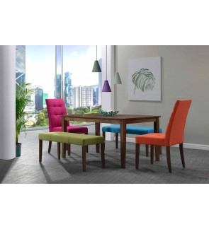 Dinggo Dining Table L150cm x W90cm x H75cm