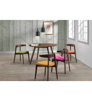 Findo Round Dining Table D120cm
