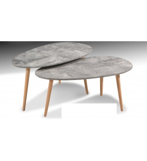 Gindo Coffee Table 2 in 1