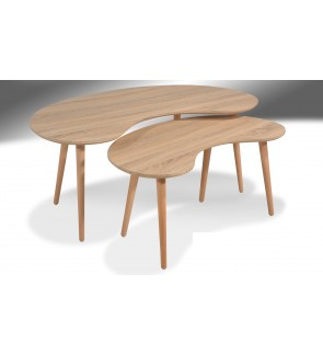 Dinson Coffee Table 2 in 1