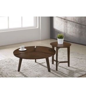 Hinton Coffee Table with End Table