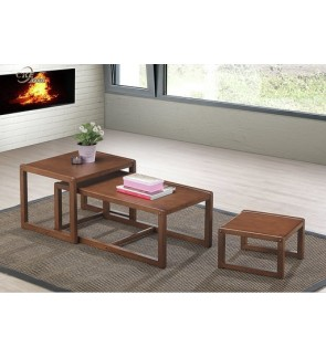 Fimune 3 in 1 Nesting Table