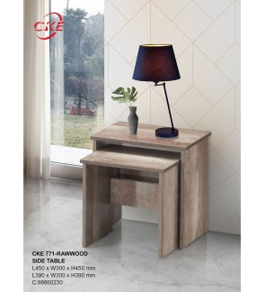 Imfern Side Table 2 in 1