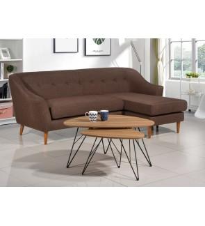 Jinzaz L-Shape Sofa