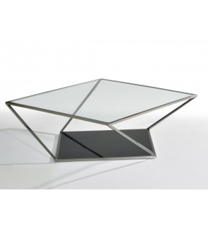 Mentone Tempered Glass Coffee Table
