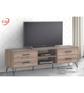 6 Feet Mambu TV Cabinet