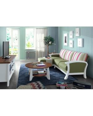Sokkaff L Shape Sofa with Coffee Table