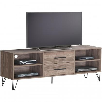 E HOME FURNITURE Mambu Series 5Ft TV Cabinet / 5Ft TV Console