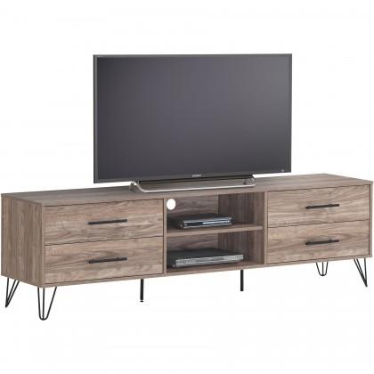 E HOME FURNITURE Mambu Series 6Ft TV Cabinet / 6Ft TV Console